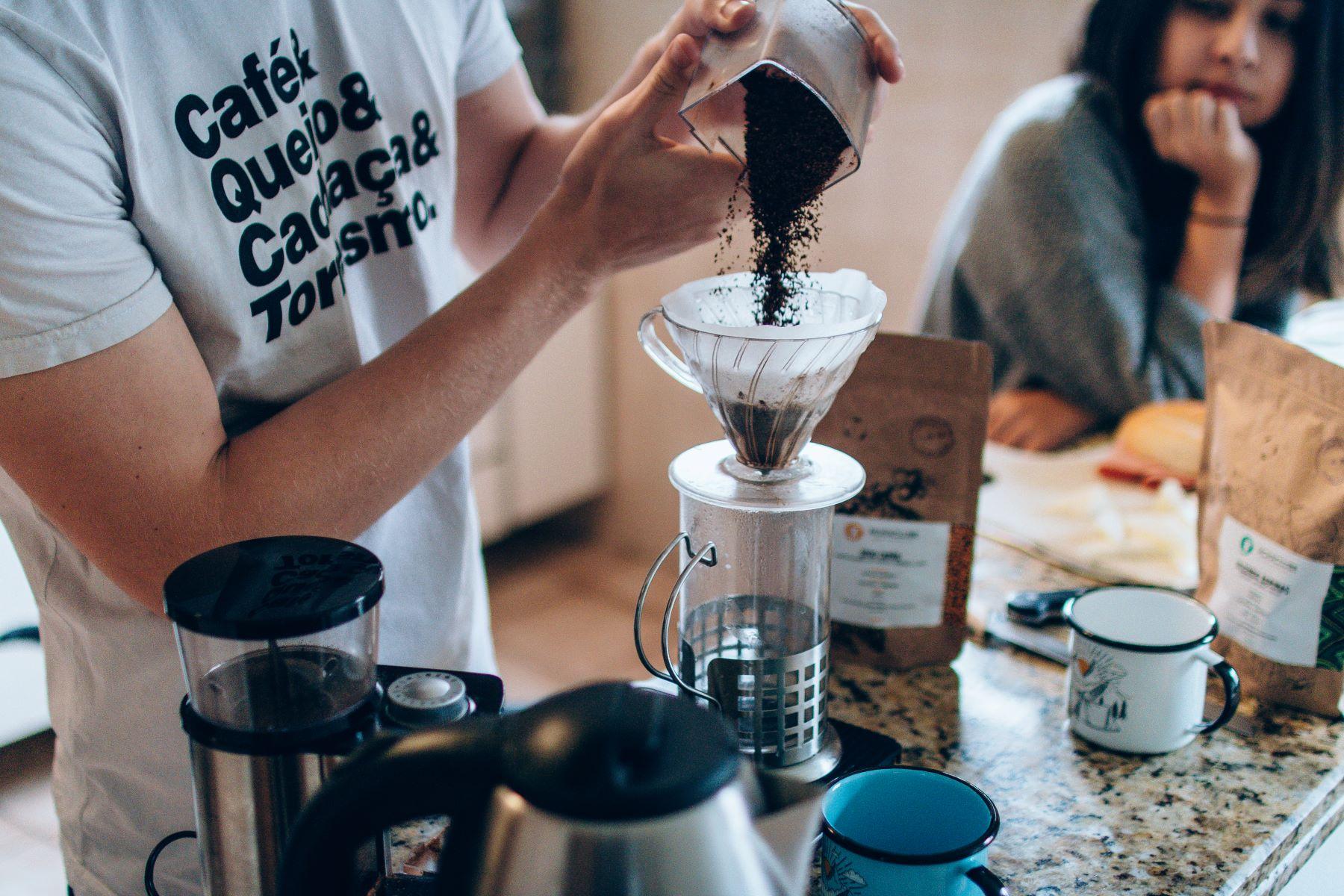 5 dicas para fazer café coado em casa!