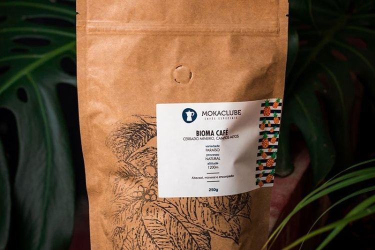 Pacote de Café Bioma