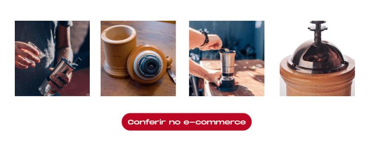 Clique na imagem e acesse um dos equipamentos para fazer café: os moedores do Moka.