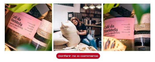 Clique para comprar o café Maristela.