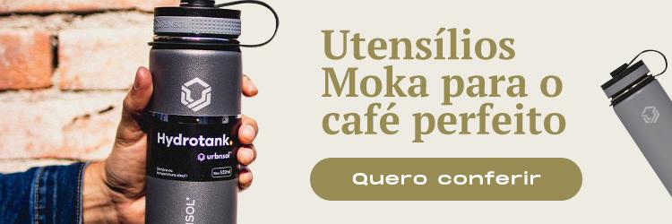 Banner para comprar utensílios do Moka no e-commerce