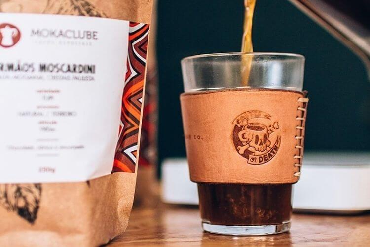 copo de café pingado
