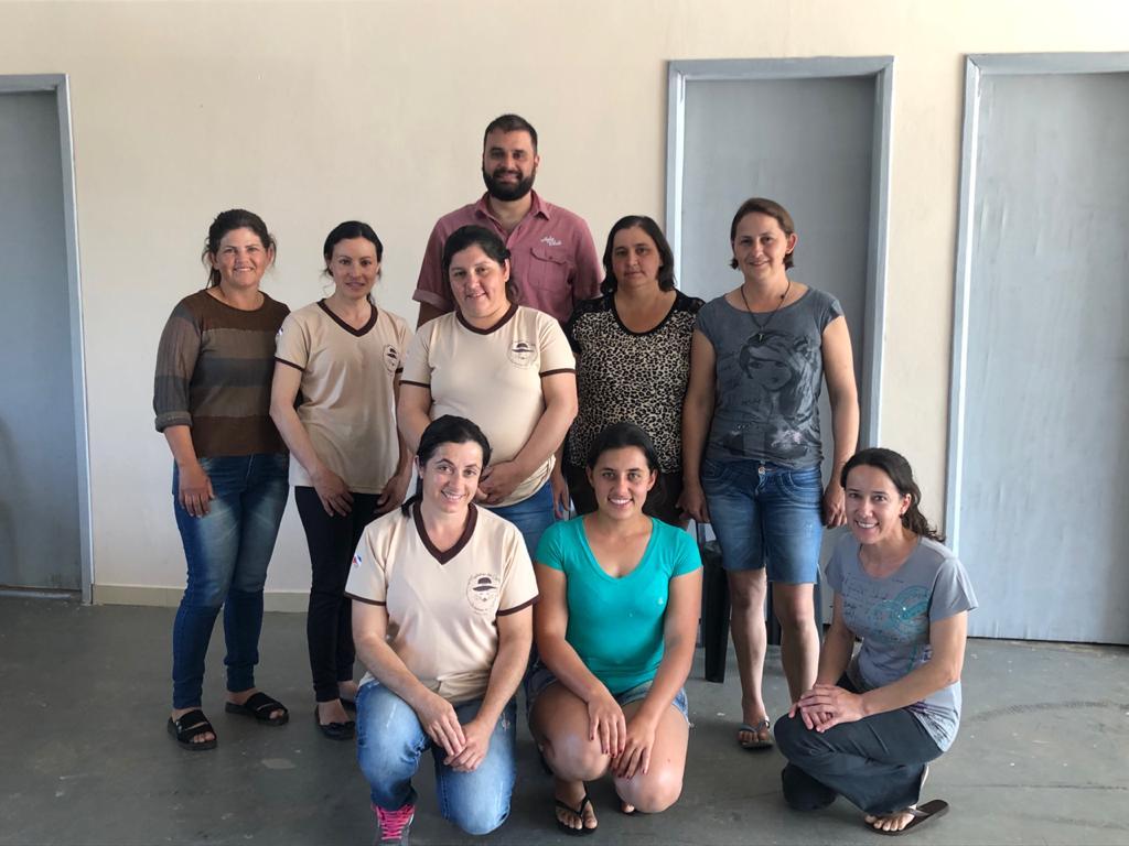 Mulheres do Café do Paraná