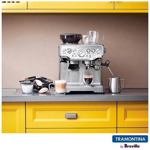 Máquina de espresso.