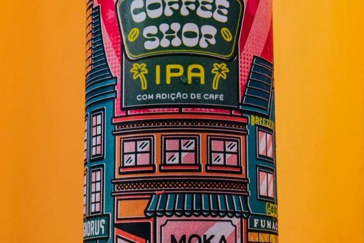 Embalagem Coffee Shop Ipa